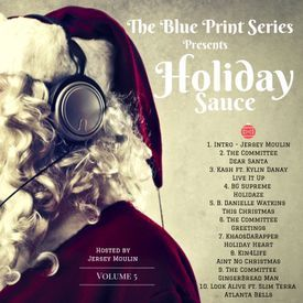 Various the blueprint series vol 5 holiday sauce high quality various the blueprint series vol 5 holiday sauce malvernweather Image collections