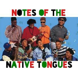 NOTES OF THE NATIVE TONGUES SIDE A