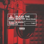 DJBooth - Bless The Booth Freestyle Cover Art