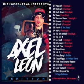 21. Axel Leon - Lose Yourself  ( Freestyle )