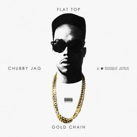 Flat Top Gold Chain