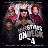 Tape House - Freestyle On Deck Vol.4 Cover Art