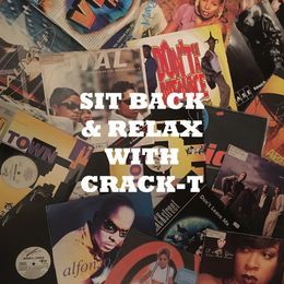 Tape House - Sit Back & Relax with Crack-T (90s R&B) Cover Art