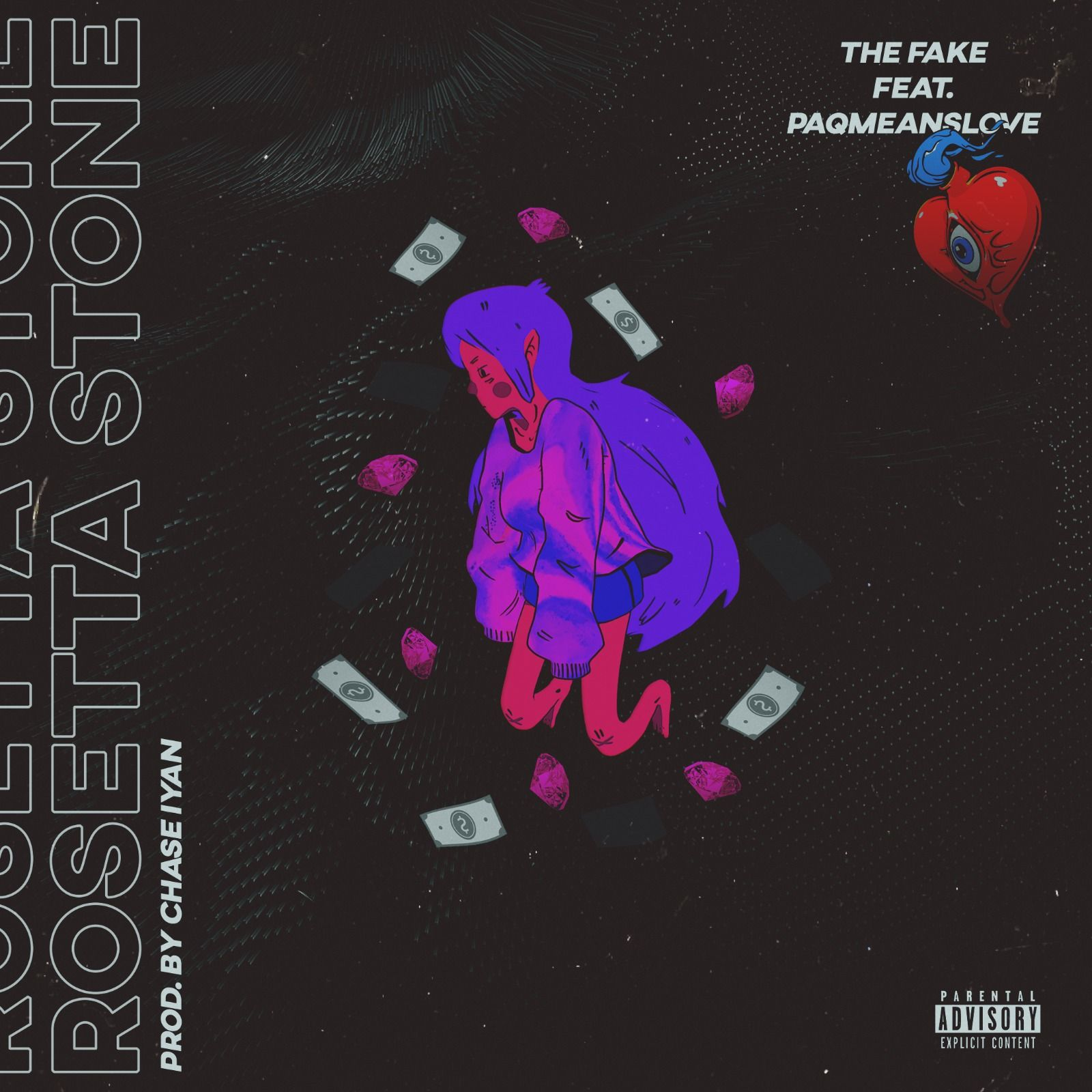 Rosetta Stone by THE F A K E from THE F A K E: Listen for free