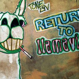 The Hip Hop Head - Tone Liv- Return To Llamaville Cover Art