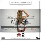 THE HOTSPOT - MA GAL ft Nt4 [Light out Riddim prod by @Denswag] Cover Art