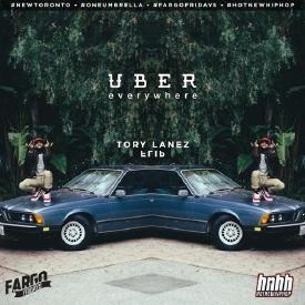 Uber EveryWhere  (Tory Lanez Flip)