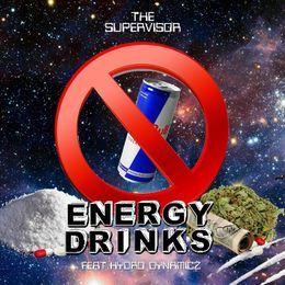The Supervisor - Energy Drinks Cover Art