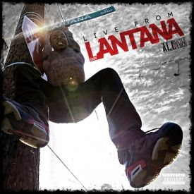 G Rank - Live From Lantana Cover Art