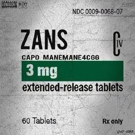 Zans (Feat. Capo)