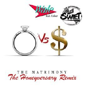 Wale ft Usher - The Matrimony (Making Plans)-Honeyversary Remix (Clean)