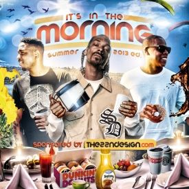 the22nd - It's In The Morning Cover Art
