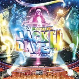 the22nd - Back In Da Dayz Vol 4 Cover Art