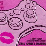 #TheAnti - Girls, Games & Instrumentals Cover Art