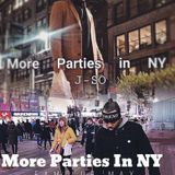 J-SO - More Parties in NY Cover Art