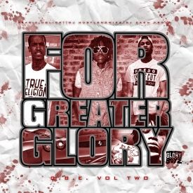TheCampbz - Trap-A-Holics - GBE For Greater Glory 2 Cover Art