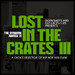 TheDynamicHamza21 - Lost In The Crates III Cover Art