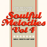 TheDynamicHamza21 - Soulful Melodies Volume 4 Cover Art