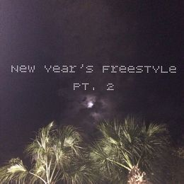 Isaiah James - New Year's Freestyle Pt. 2 Cover Art