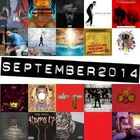 themilkcrate - Best Of September 2014 Cover Art
