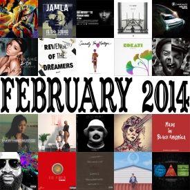 themilkcrate - February 2014 Cover Art