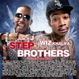 Juicy J x Wiz Khalifa - Word On The Town