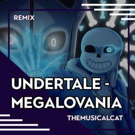 Undertale - Megalovania [Electro Swing Remix]