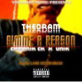 TheoramBW - GIMME A REASON Cover Art