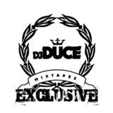 DJ Duce - Everything Straight Up Cover Art