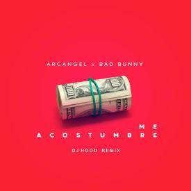 Me Acostumbre (Dj Hood Remix)