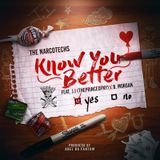 MPIRE - KNOW YOU BETTER Cover Art