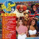 theslyshow - 90S ERA RNB MIXSHOW W/ DJ MOTIVE Cover Art