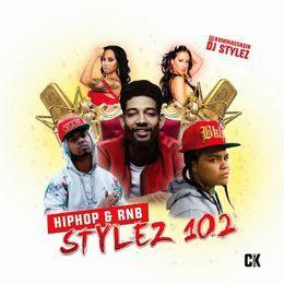 80MinAssassin - Hiphop & Rnb Stylez Vol 102 Cover Art