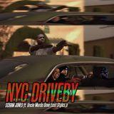 80MinAssassin - NYC Driveby Cover Art