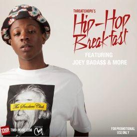 ThroatChopU - Hip-Hop Breakfast Ep 153 Cover Art