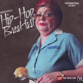 ThroatChopU - Hip-Hop Breakfast Ep 154 Cover Art