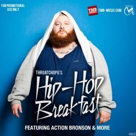 ThroatChopU - Hip-Hop Breakfast Ep 152 Cover Art