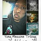 Thugga Massina - Yung Massina Trilogy (Vol. 1-3) Cover Art