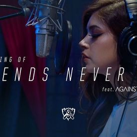 Legends Never Die (ft. Against The Current) [OFFICIAL AUDIO] - Worlds 2017