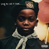 Timi Blaze - Young Boy With A Dream Cover Art