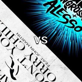 Sebastian Ingrosso & Alesso Calling (Lose My Mind) vs Swedish House Mafia D