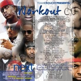 TJ Bookah's Da Workout Cd