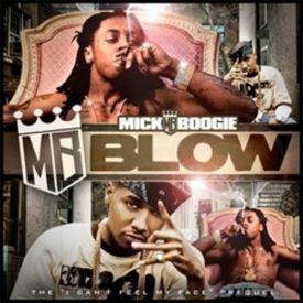 T.J.eryl - Blow [Mixtape] Cover Art
