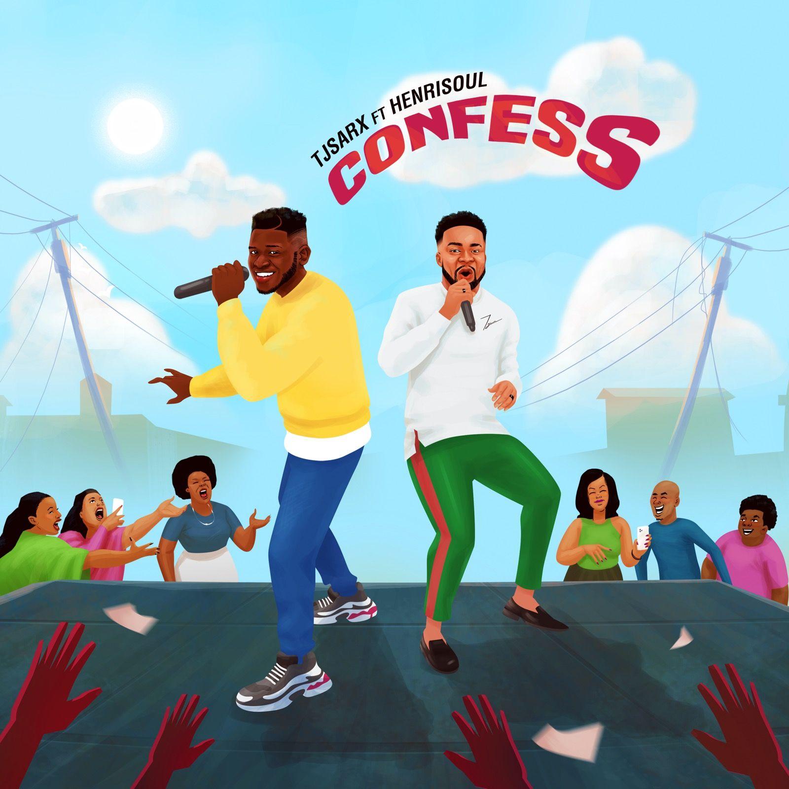 Confess Image