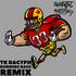 Running Back - Remix Ft. @TKDaCyph