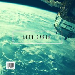 Music Beats for Sale - TL Beats - Left Earth Cover Art