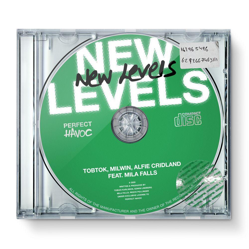 New Levels by Tobtok, Milwin, Alfie Cridland: Listen on Audiomack