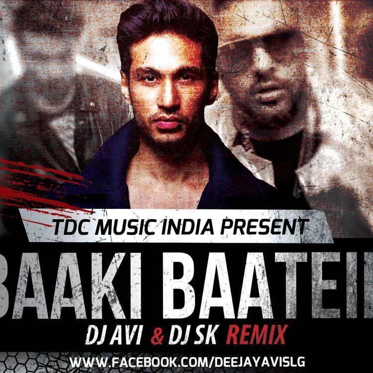 Baaki Baatein Peene Baad by Dj Avi & Dj Sk Remix from TDC MUSIC