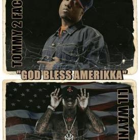 GOD BLESS AMERIKKA