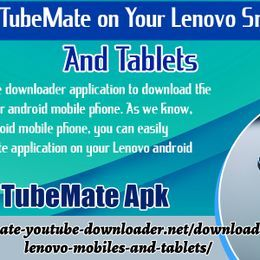 tomstout - Download TubeMate On Your Lenovo Smartphones And Tablets Cover Art